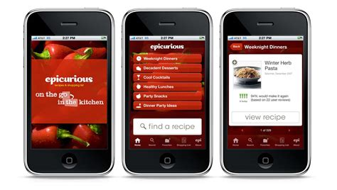 application cuisine android 25 best cooking apps for iphone android free apps for