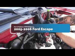 2001 Ford Escape Idle Problems