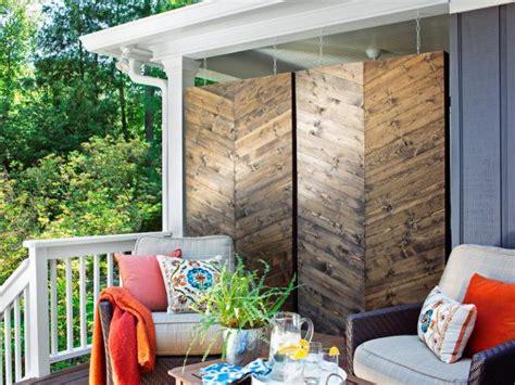 Backyard Screens by Backyard Privacy Ideas Hgtv