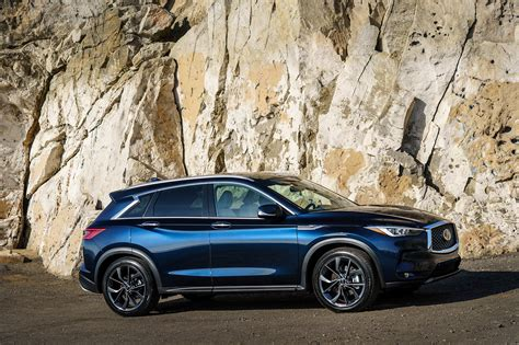 infiniti qx  drive review automobile magazine