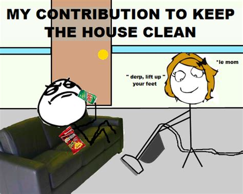Cleaning Memes - meme town october 2013