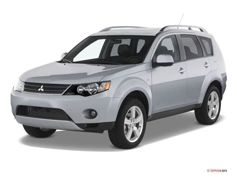 Mitsubishi Outlander 2009 by 2009 Mitsubishi Outlander Prices Reviews And Pictures U