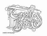 Coloring Pages Adult Sharpie Badass Garage Printable Sheets Bitch Drawing Trumpet Books Word Adults Colouring Witch Critical Thinking Worksheets Sheet sketch template