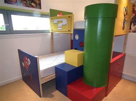Super Mario Theme Bunk Bed Super Mario Bros