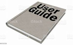 User Guide Isolated Stock Photo - Download Image Now