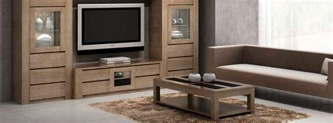 meuble tv bois massif contemporain mzaol com