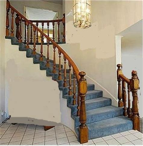 How To Install A Stair Banister by Stair Railing Removal Doityourself Community Forums