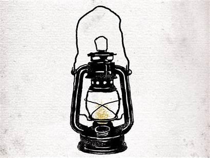 Lantern Ambroziak Donald Dribbble Fire