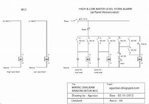 Rekayasa Sederhana  Sinyalir  Alat Isyarat  Untuk Kondisi Tingkat Air Jika Abnormal