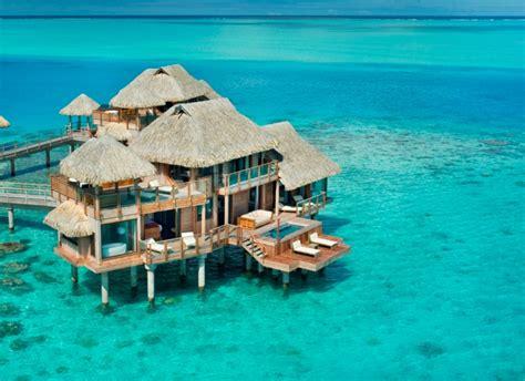 Two Bora Bora Resorts Undergoing Renovations Hilton Bora
