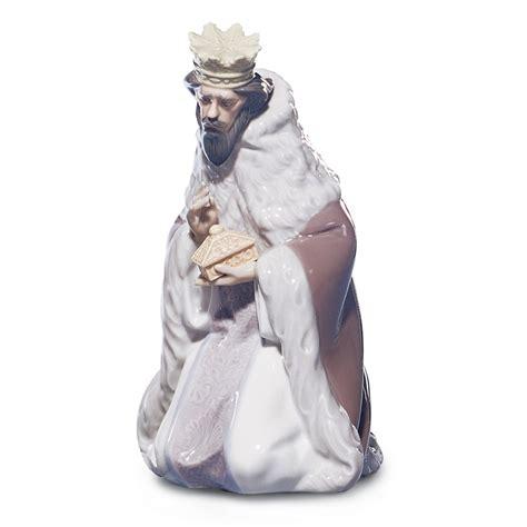 king gaspar 01005480 lladro figurine lladro figurine
