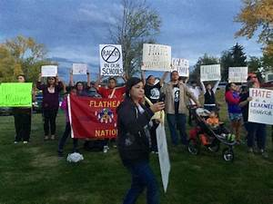 Rally For Racial Understanding At Polson High's Homecoming ...