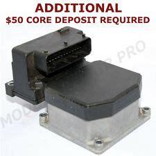 repair anti lock braking 1999 saab 9000 security system bosch car truck abs system parts for saab 9 5 ebay