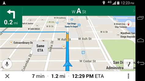 how to toggle person view in maps navigation