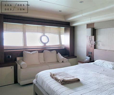 luxury yacht motorized blinds blinds  yacht miami fl
