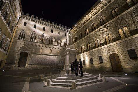 Dei Paschi Di Siena Italy S Monte Paschi In Trouble