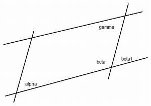 Parallelogramm Diagonale Berechnen : benachbarte innenwinkel in einem parallelogramm erg nzen sich zu 180 warum mathelounge ~ Themetempest.com Abrechnung