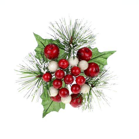 christmas berry picks