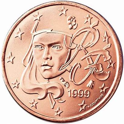 Cent France Cents 1999 2008 Coin Rare