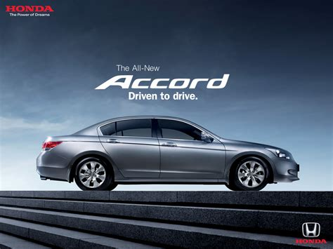 Accord Wallpaper by Honda Accord 2008 Hd Wallpaper Background Images
