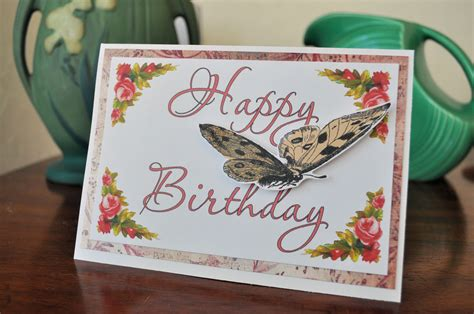 graphics monarch  handmade butterfly birthday