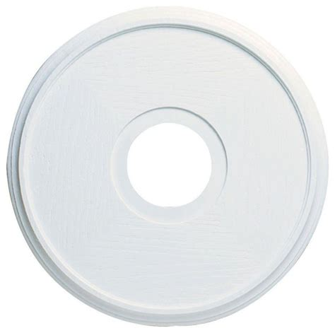 westinghouse split ceiling medallion westinghouse ceiling medallions 16 in textured white