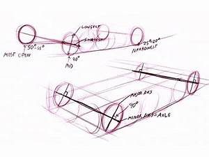 Drawing car wheels in perspective Car Body Design