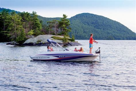 tahoe 195 deck boat top speed 2015 tahoe 195 review top speed