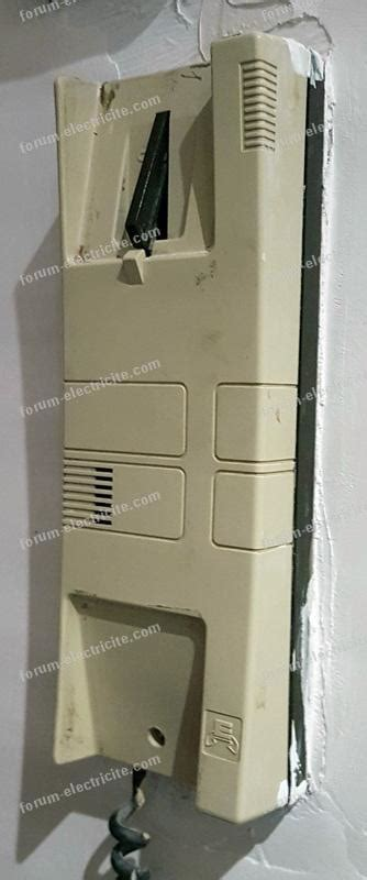 conseils 201 lectricit 233 probl 232 me branchement interphone urmet