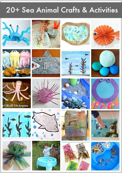 283 best images about theme ideas for preschool and 149 | f335d41304e9951e91dbb7eea4a10156 craft activities for kids ocean activities