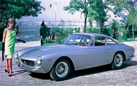 Ferrari 250 GT Berlinetta Lusso (1962) - Ferrari.com
