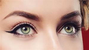 Astuce De Maquillage Pour Les Yeux Marrons : maquillage des yeux verts nos astuces ~ Melissatoandfro.com Idées de Décoration