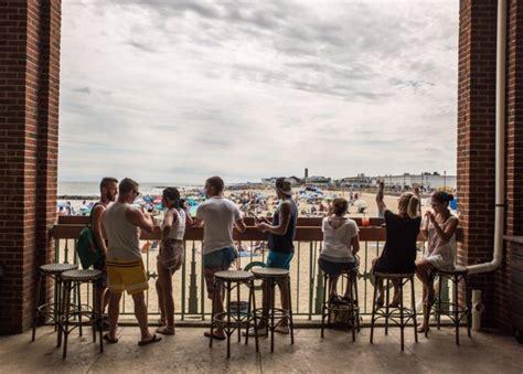 americas  beach bars      jersey