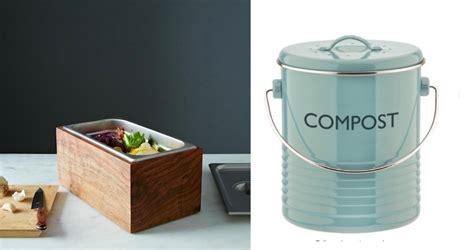 10 Stylish Countertop Compost Bins  Treehugger
