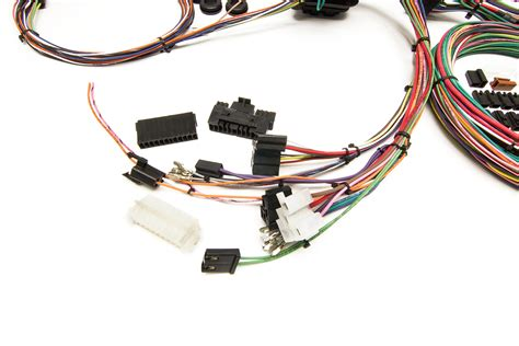 Easy Wiring Harnes For by 20205 Classic Plus Customizable 73 87 Gm Up Chassis