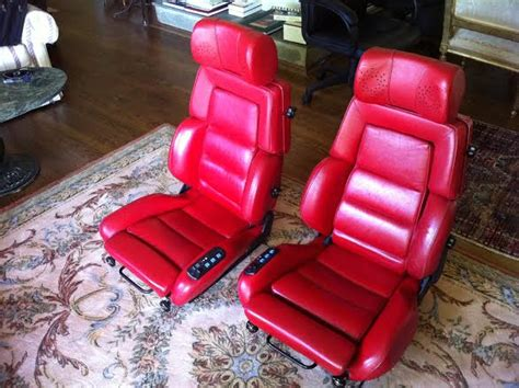 fs vintage recaro ideal  leather seats  blaupunkt