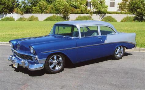 1956 Chevrolet 150 Custom 2 Door Sedan