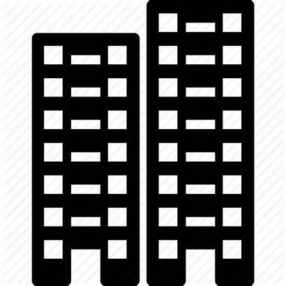 Icon Skyscrapers Condo Condominium Buildings Vectorified Icons