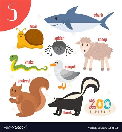 animals that start with the letter s s letter pics impremedia net 49568