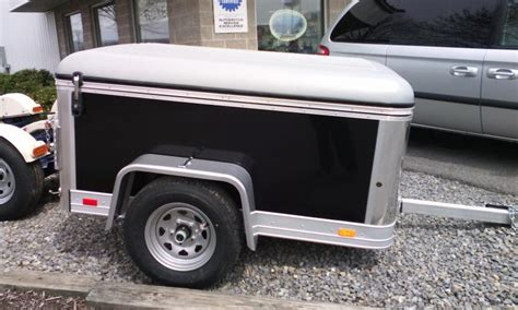 53 Small Luggage Trailers, Cargo Pro 4 X 6 Cargo Trailers