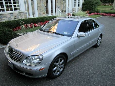 Sell Used 2004 Mercedes S430 4matic Outstanding Condition