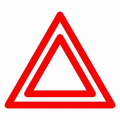 Hazard Icon Svg Wikimedia Commons
