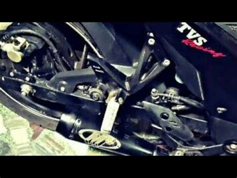 Total Modification by Tvs Apache Modified With M4 Exhaust Best Sound Total