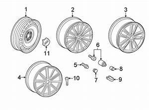 2018 Audi A5 Sportback Wheel  Spoke  Alloy  Split