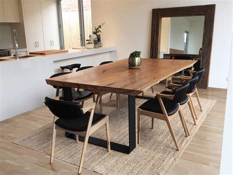 timber slab table australia lumber furniture