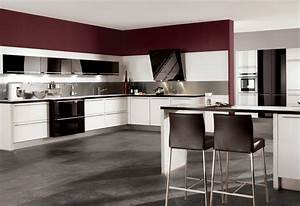 Schwarze Arbeitsplatte Küche : k che schwarz wei 17 dyk360 k chenblog der blog rund um k chen ~ Sanjose-hotels-ca.com Haus und Dekorationen