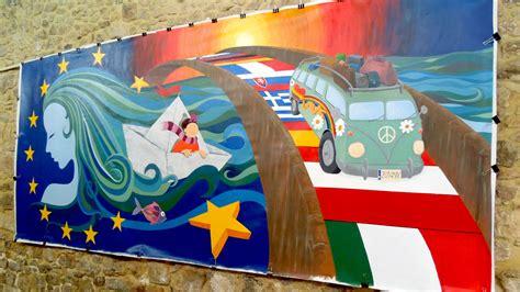 mit graffiti europa verstehen lernen realschule