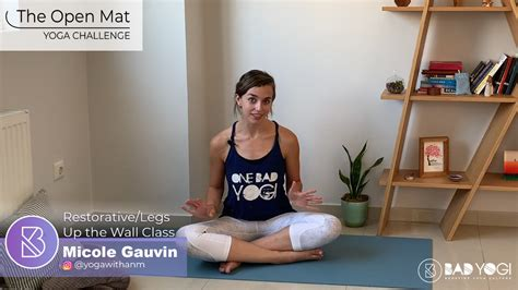 Our lead teacher coco, was certified in the traditional ashtanga vinyasa yoga system of tirumala krishnamacharia, who is often referred to as the father of modern yoga and widely regarded as the one of the most influential yoga teachers of the 20th century. Day 49 Open Mat Challenge: Restorative Legs Up the Wall ...