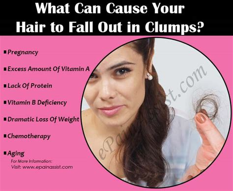 Cause Hair by What Can Cause Your Hair To Fall Out In Clumps