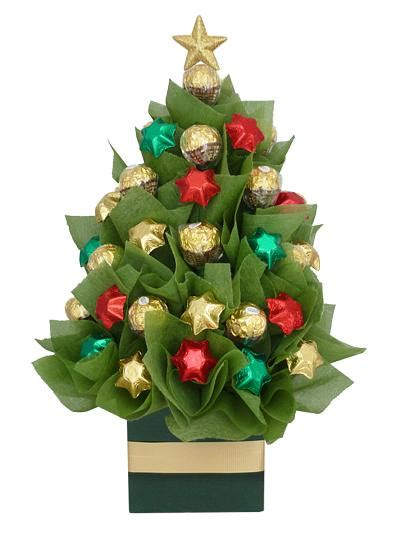 candy christmas tree gifts to make pinterest xmas